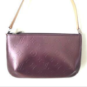 Authentic Louis Vuitton Monogram Mat Fowler Bag